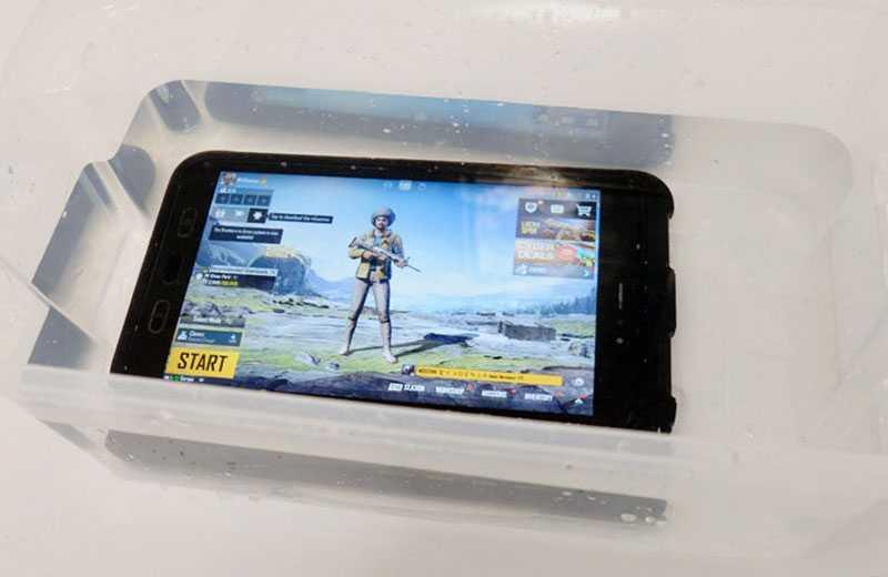 Samsung Galaxy Tab Active 3 защищённый планшет