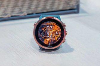 Обзор Suunto 7 умных часов для спорта с Wear OS — Отзывы TehnObzor