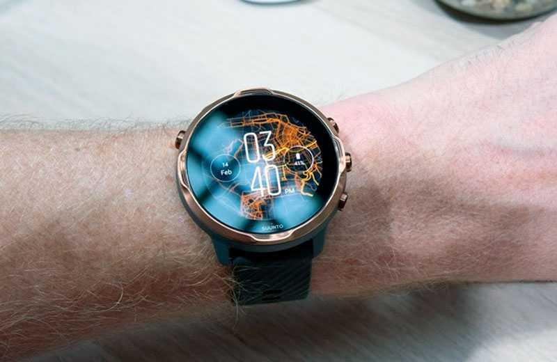 Часы Suunto 7
