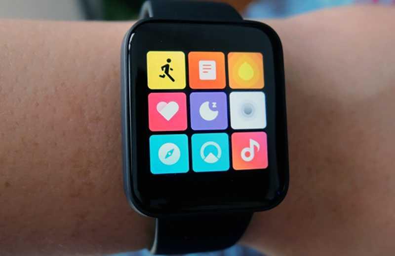 Xiaomi Mi Watch Lite ОС и ПО
