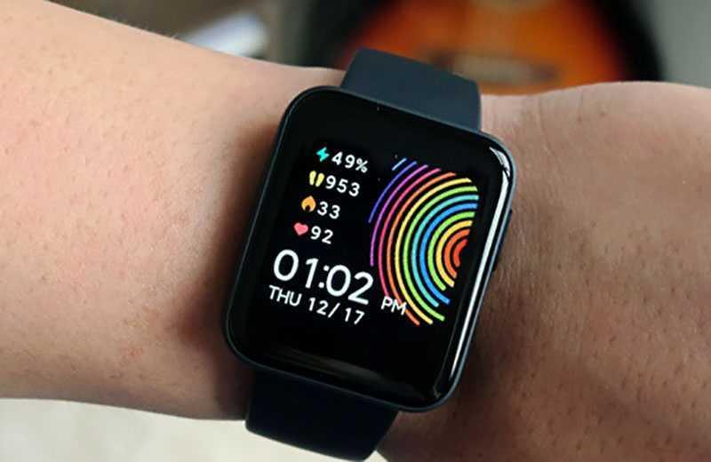Тест Xiaomi Mi Watch Lite