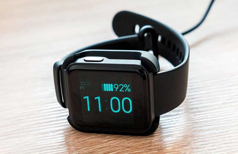 Xiaomi Mi Watch Lite автономность