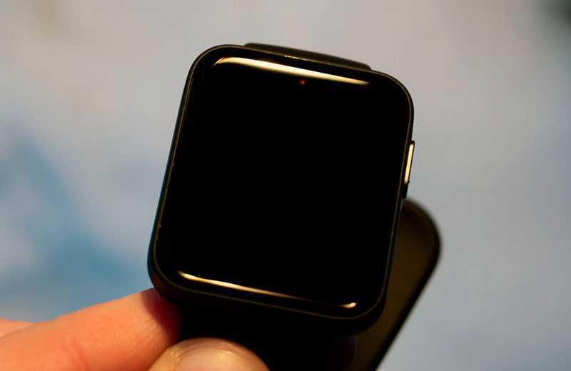 Характеристики Xiaomi Mi Watch Lite