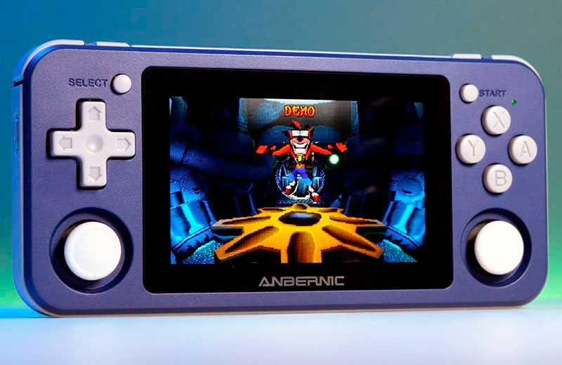 Anbernic RG351P игровая консоль