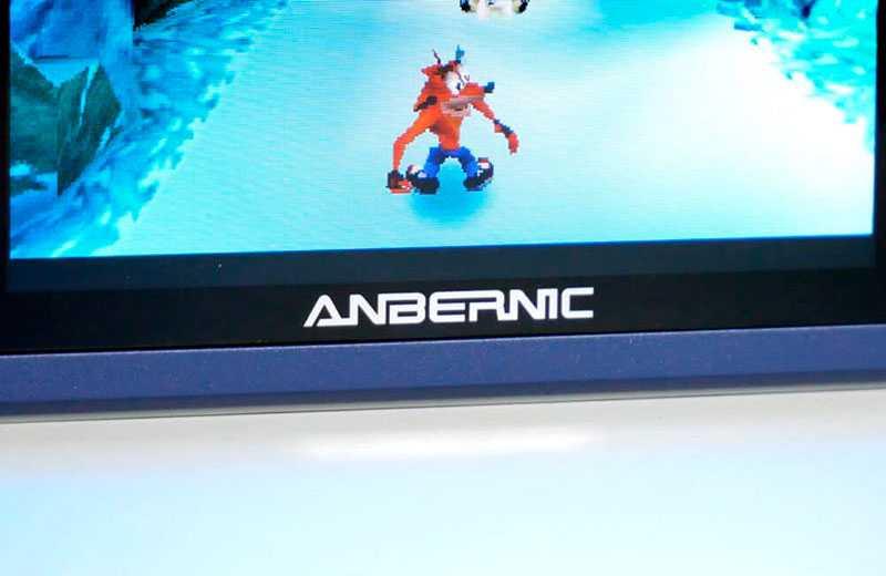 Anbernic RG351P дисплей