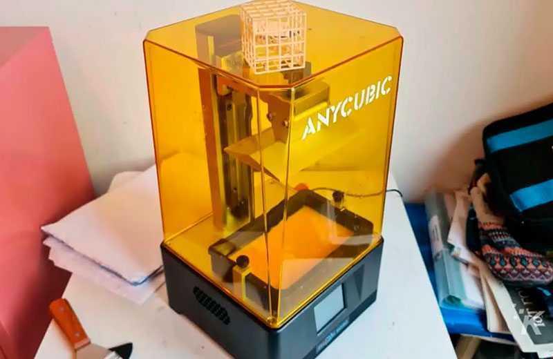 Обзор Anycubic Photon Mono