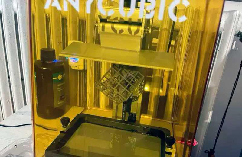 Anycubic Photon Mono 2K на практике