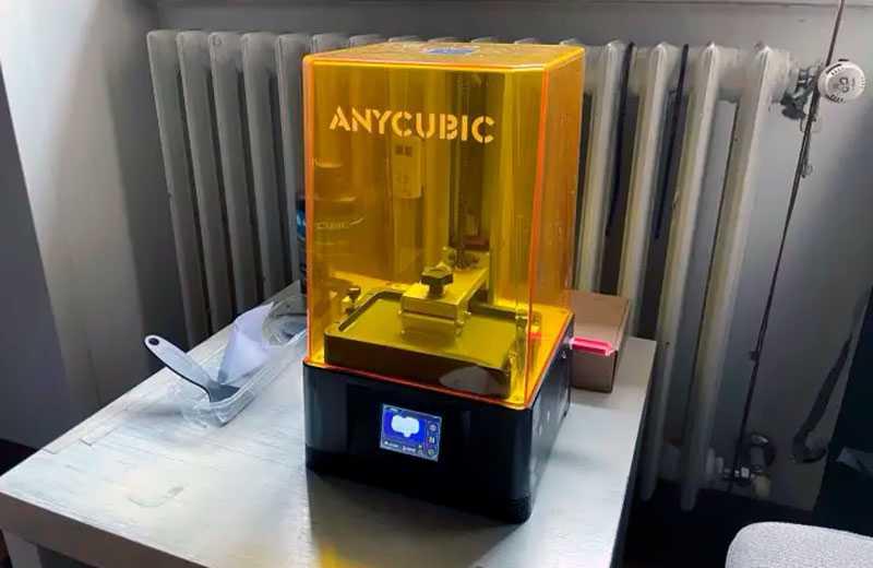 Anycubic Photon Mono обзор