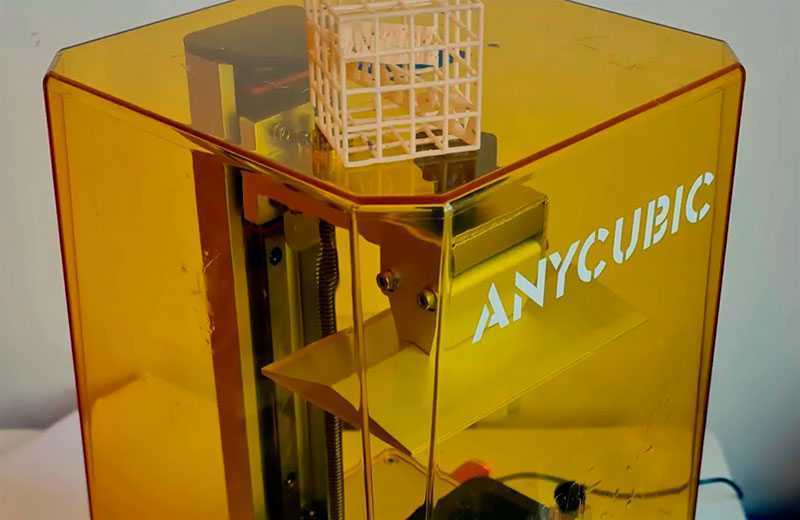 Обзор Anycubic Photon Mono 3D-принтера начинающих — Отзывы TehnObzor