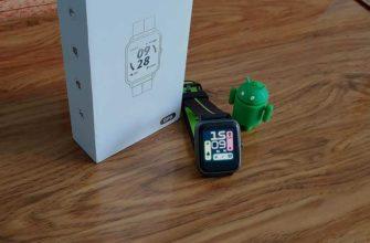Обзор Blulory Glifo 5 Pro умных часов трекера с GPS — Отзывы TehnObzor