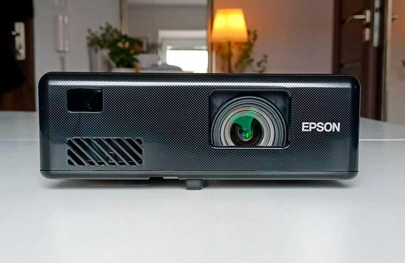 Epson EF-11 звук