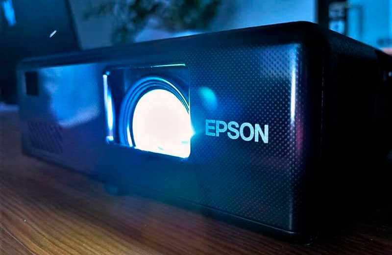 Epson EF-11 качество проектора