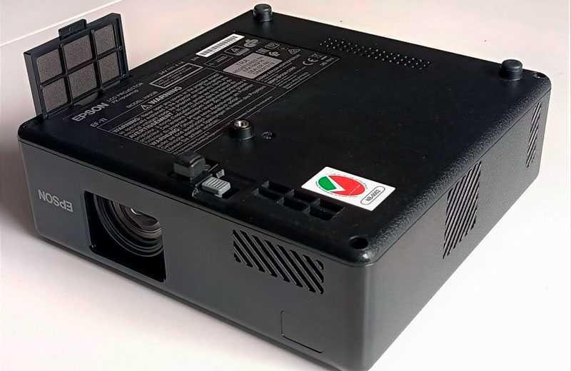 Проектор Epson EF-11