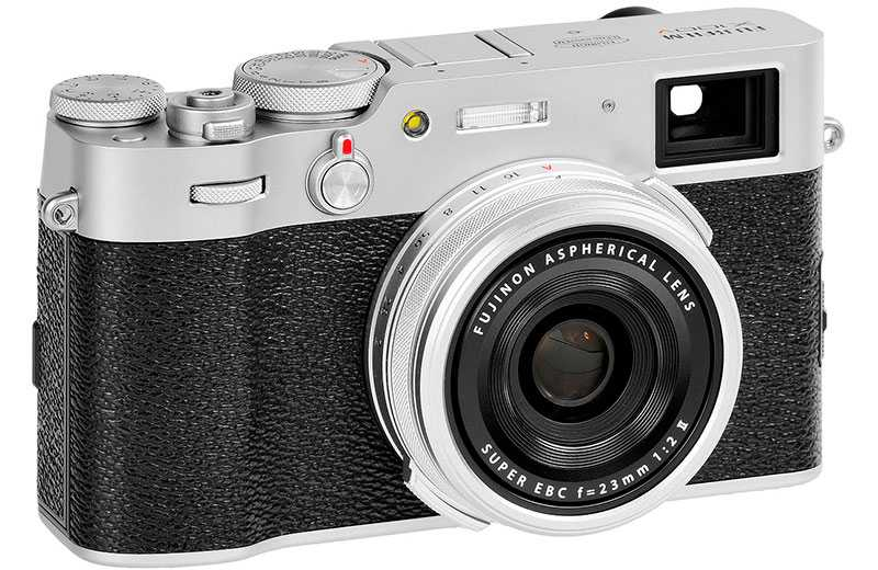 Fujifilm X100V – лучшая камера для уличной съёмки