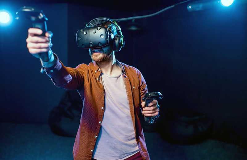 ТОП игр виртуальной реальности