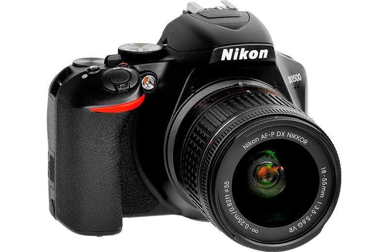 Nikon D3500 – лучшая DSLR начального уровня
