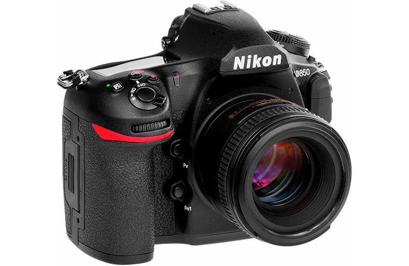 Nikon D850 – лучшая профессиональная DSLR