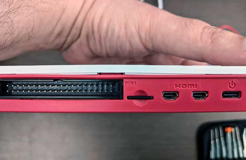 Raspberry Pi 400 опции