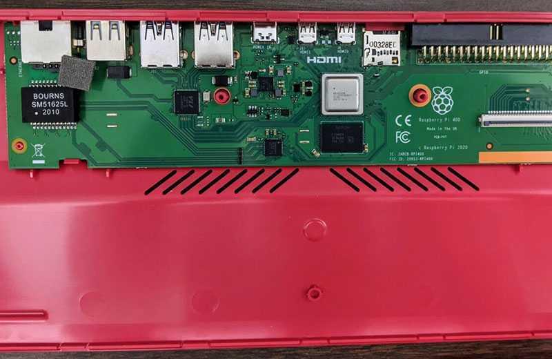 Что это Raspberry Pi 400?
