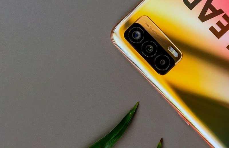 Камера Realme X7 5G