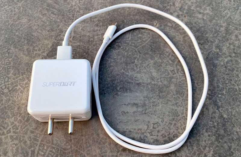 Realme X7 5G зарядка