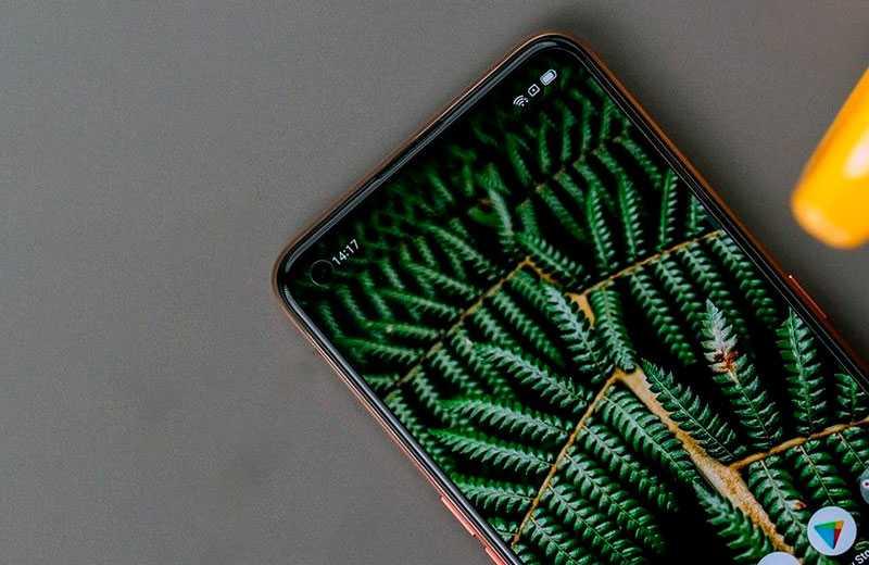 Realme X7 5G дисплей смартфона