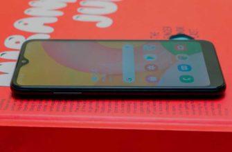 Обзор Samsung Galaxy A01 смартфона экономных — Отзывы TehnObzor