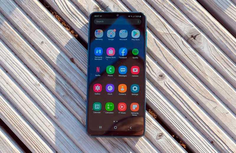Samsung Galaxy A12 ПО
