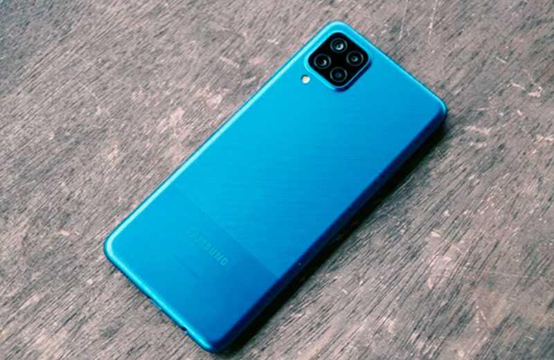 Samsung Galaxy A12 производительность