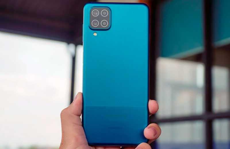 Samsung Galaxy A12 альтернативы