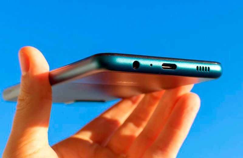 Samsung Galaxy A12 автономность
