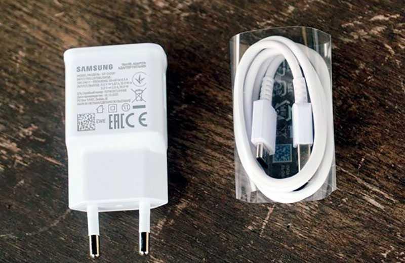 Samsung Galaxy A12 зарядка