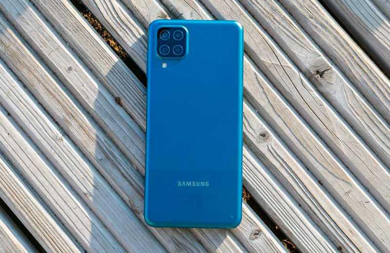 Samsung Galaxy A12 обзор
