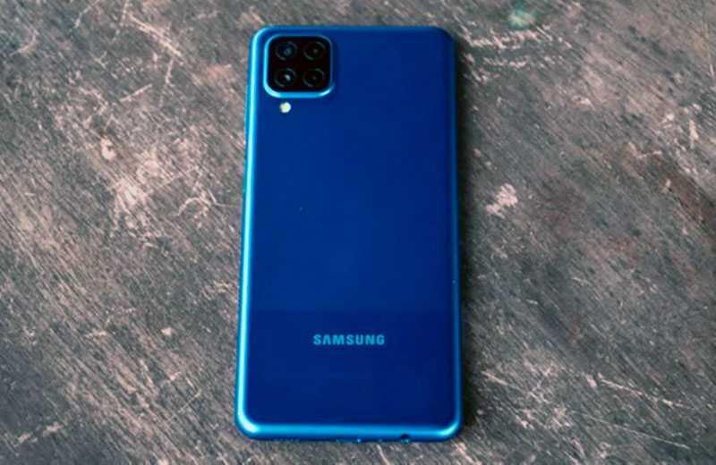 Samsung Galaxy A12 особенности