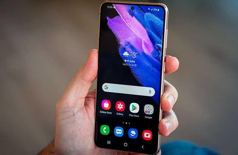Обзор Samsung Galaxy S21