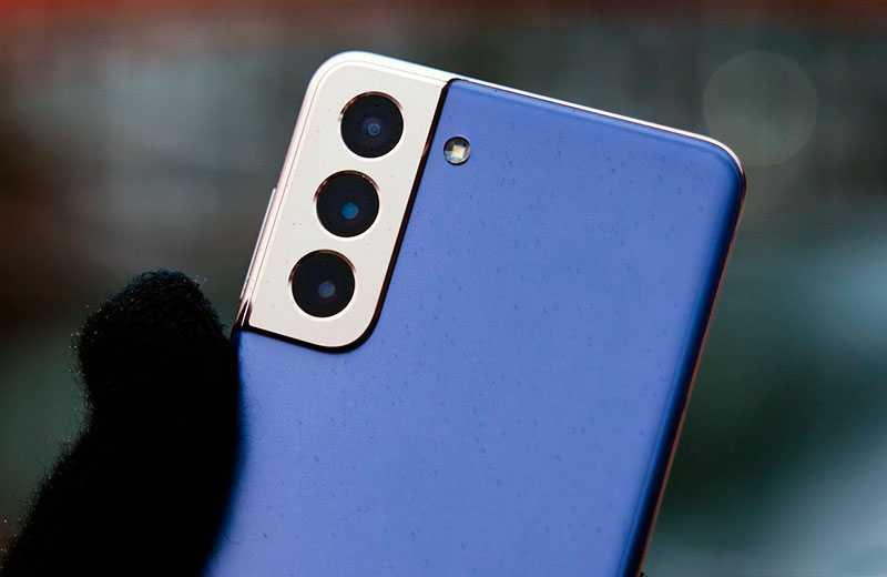Камеры Samsung Galaxy S21