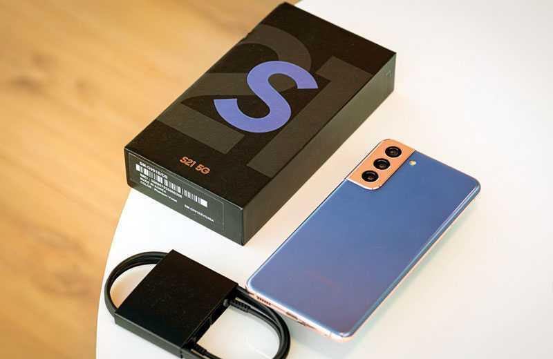 Samsung Galaxy S21 отзывы