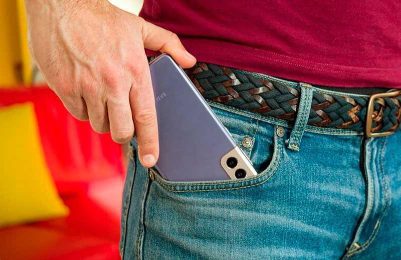 Samsung Galaxy S21 производительность