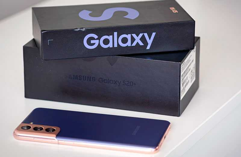 Samsung Galaxy S21 характеристики