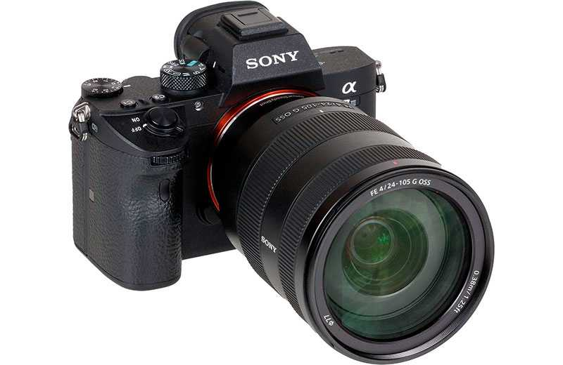 Sony A7 III – лучшая полнокадровая камера по функциям