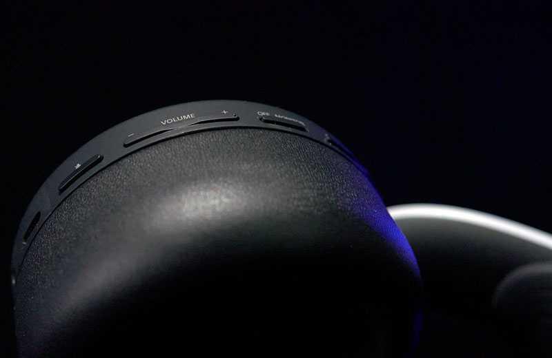 Sony Pulse 3D удобство