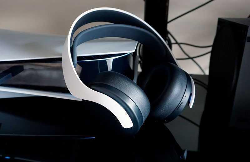 Sony Pulse 3D подключение