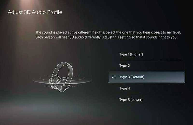 Sony Pulse 3D звук