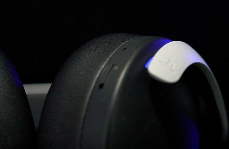 Sony Pulse 3D микрофоны