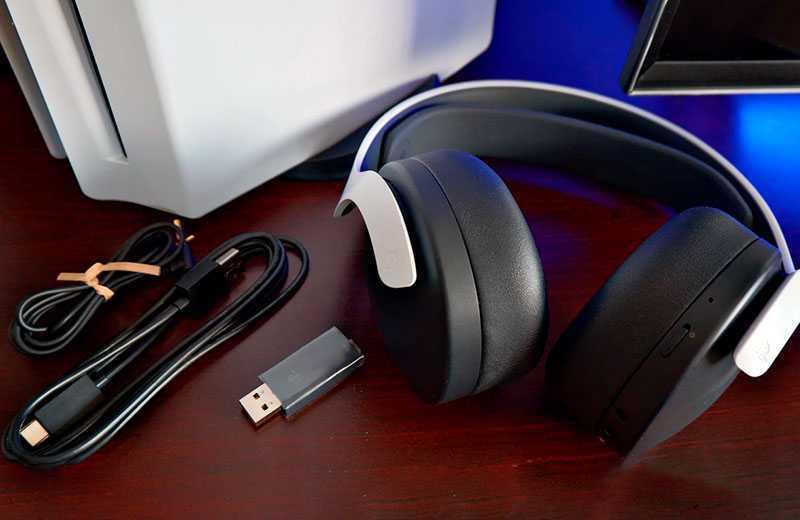 Характеристики Sony Pulse 3D