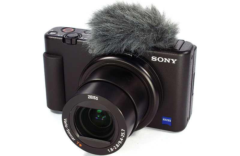 Sony ZV-1 – лучшая камера для влога