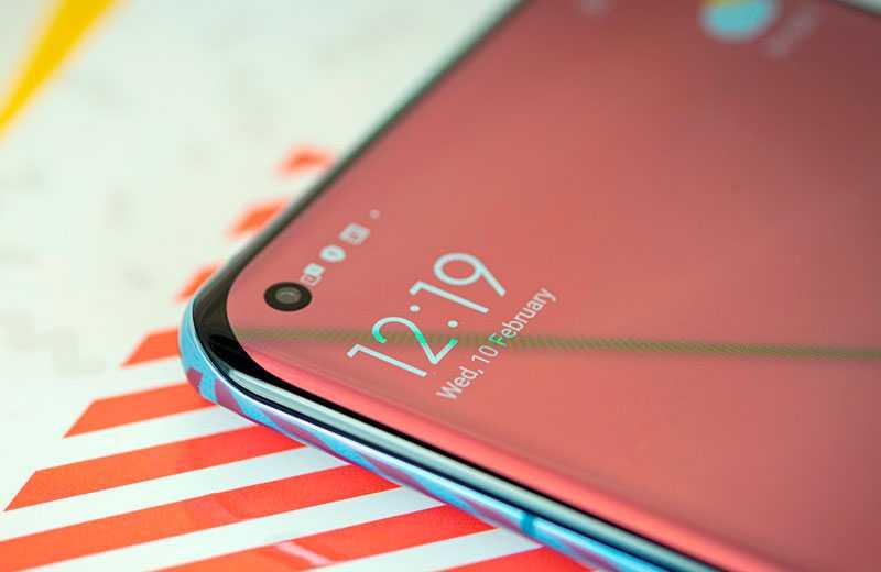 Xiaomi Mi 11 панель