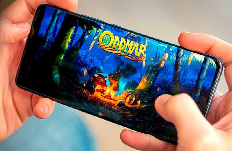 Xiaomi Mi 11 игры