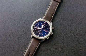 Обзор Huami Zepp Z премиальных умных часов — Отзывы TehnObzor