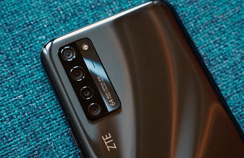 Камеры ZTE Axon 20 5G